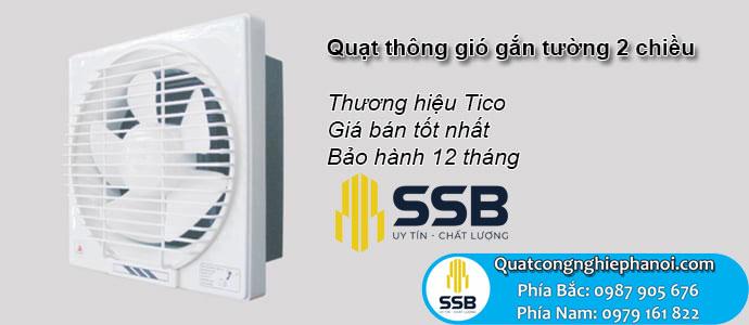 quat thong gio gan tuong 2 chieu tico